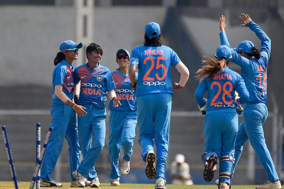 Women S Asia Cup T20i India Bundle Malaysia 27 142 Run Win Mithali Raj Scores