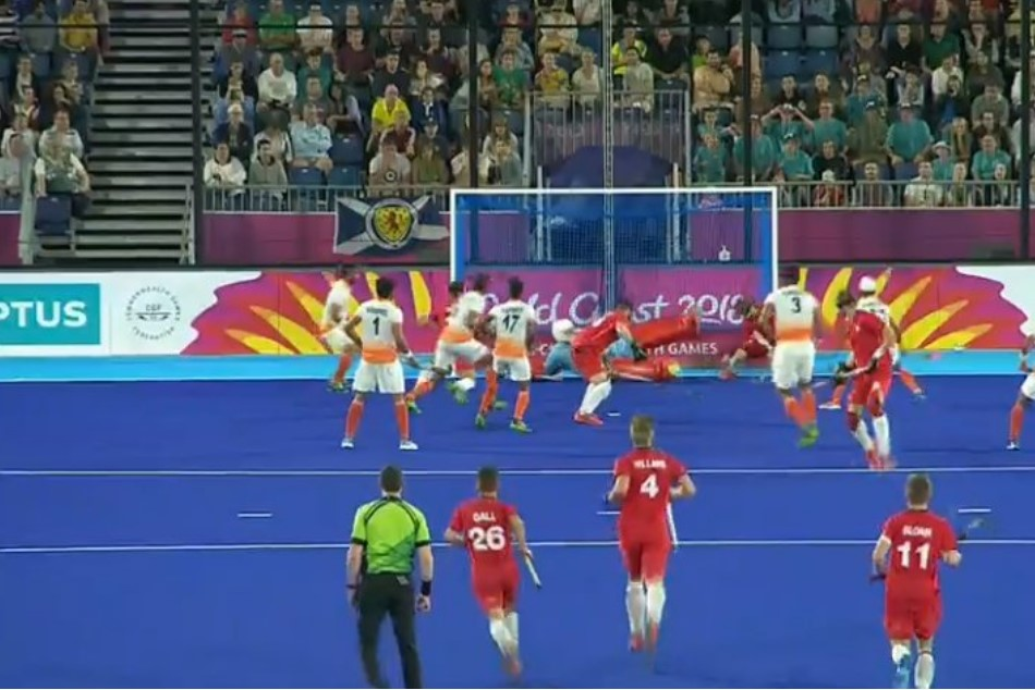 Commonwealth Games India Vs England Hockey India Beat England By 4 3 To Avoid Australia In Semi