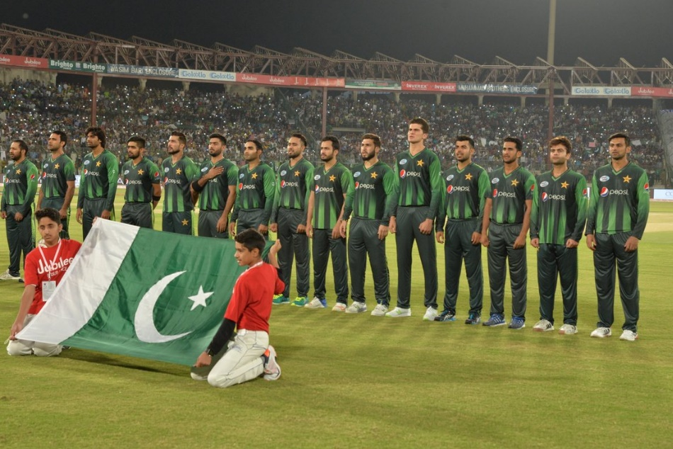 National Anthem Stopped Pakistan Vs West Indies T20 Match Crowd Completes It For The Team