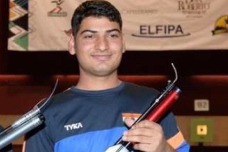 Commonwealth Games 2018 Indian Shooter Om Prakash Mitharwal Wins Bronze Medal In 10 Metre Air Pistol