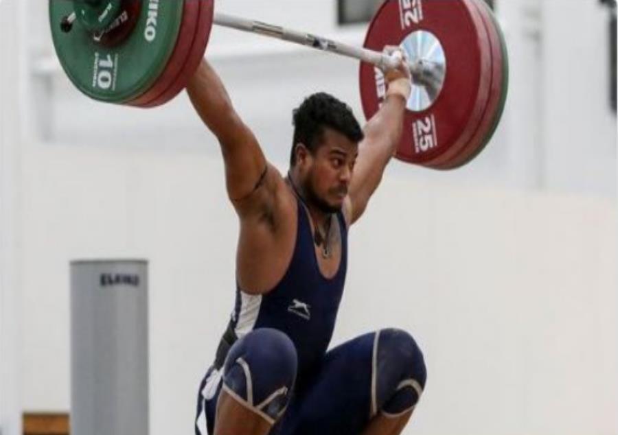 Cwg 2017 Venkat Rahul Ragala Wins Gold For India In Men 85 Kg Weightlifting