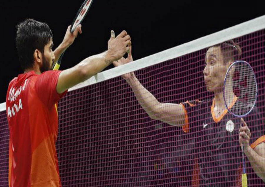 Kidambi Srikanth Settles Silver After Losing In Finals Cwg