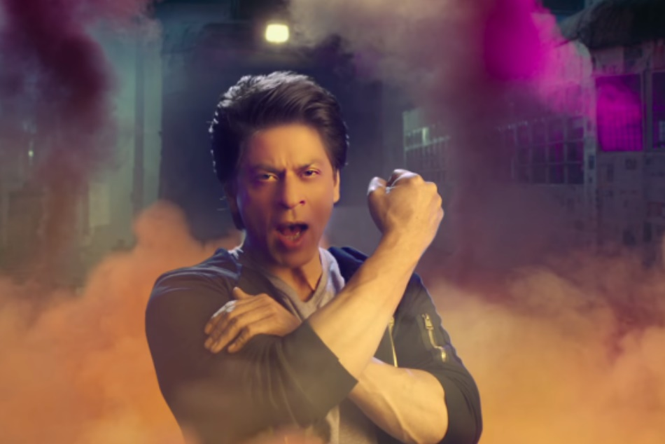 Ipl 2018 Shah Rukh Khan Dances Kolkata Knight Riders New Theme Song Kkr Hai Taiyaar
