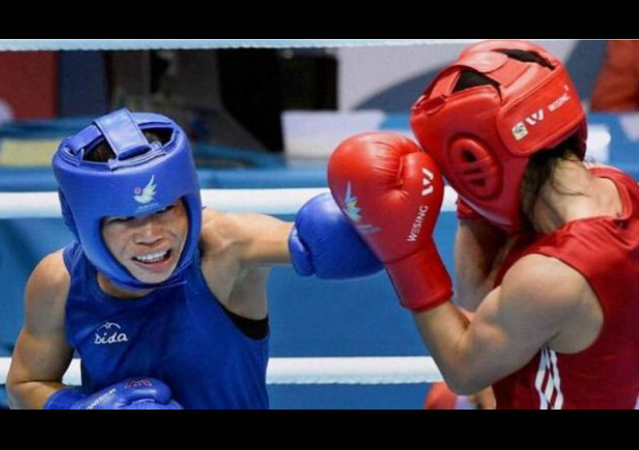 CommonwealthGames2018: Mary Kom Assures India of Another Medal, Gets Into Semis