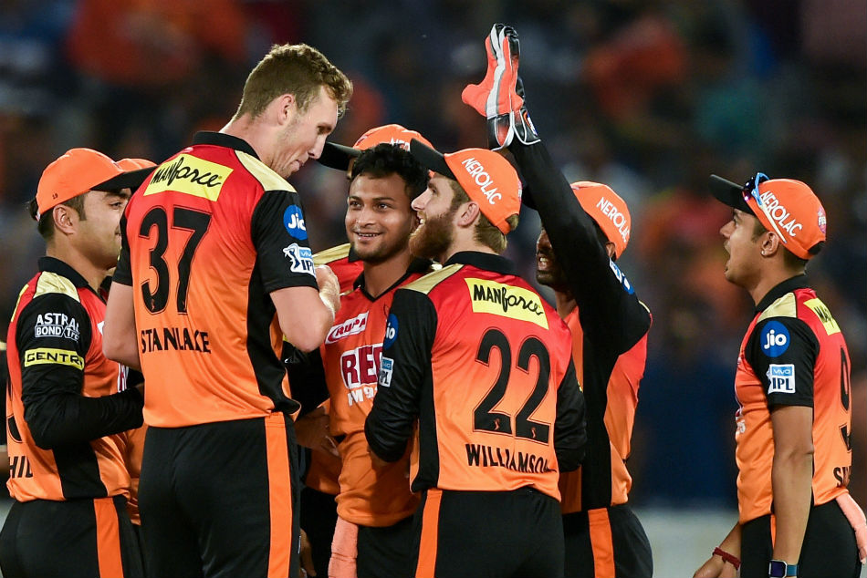 Ipl 2018 Sunrisers Hyderabad Pacer Billy Stanlake Ruled Of Tournament With Finger Injury