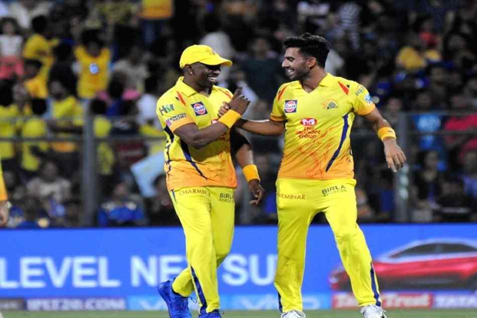 Deepak Chahar Sidelined Hamstring Injury Blow Csk