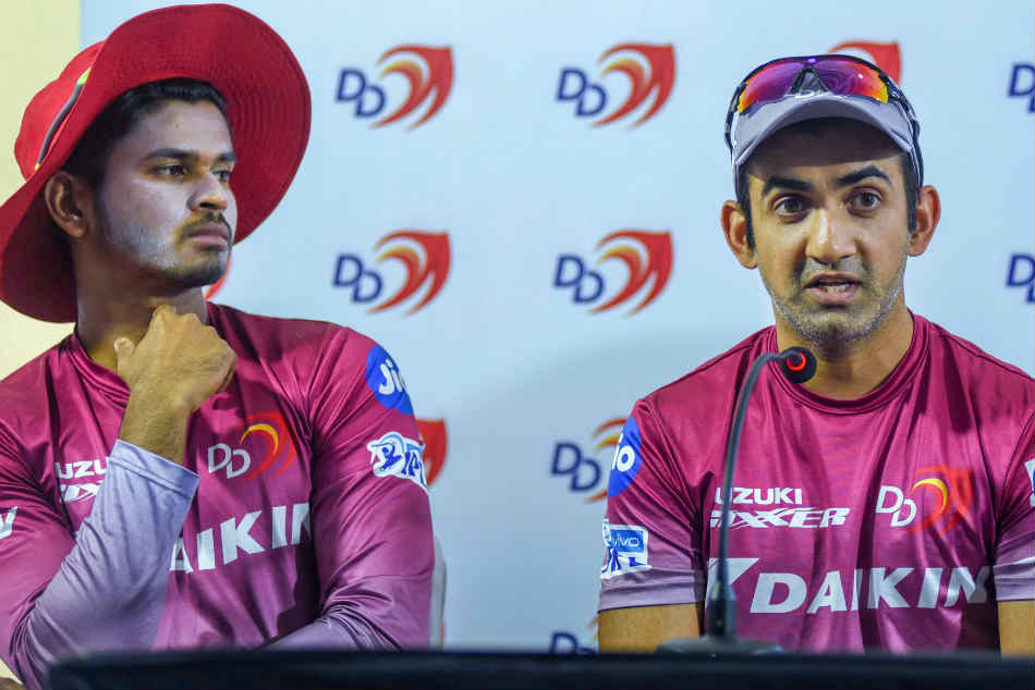 Ipl 11 Gautam Gambhir Said I Never Ever Dropped Myself To Playing Eleven Of Delhi Daredevils