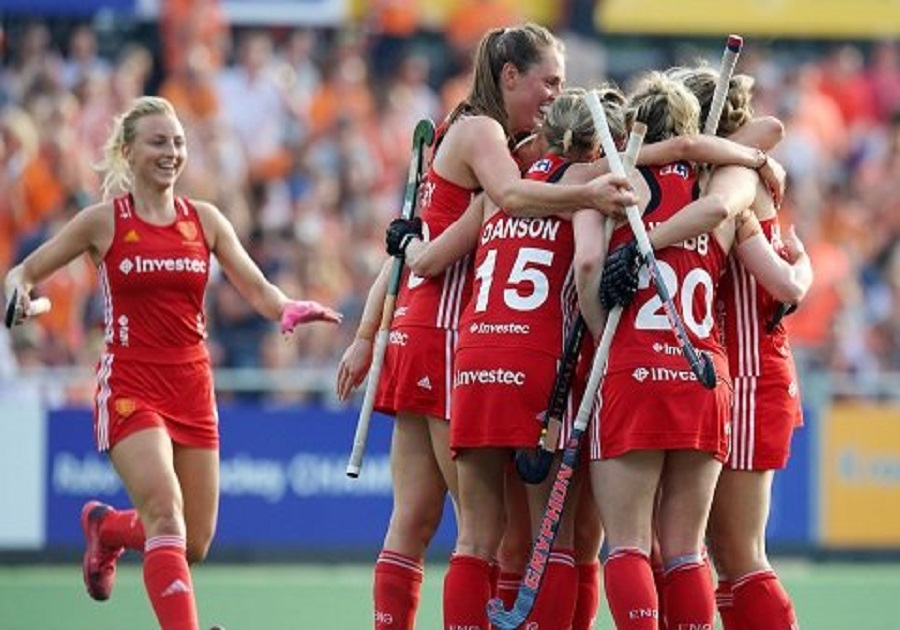 Cwg 2018 England Wins Women S Hockey Bronze Medal Defeating India