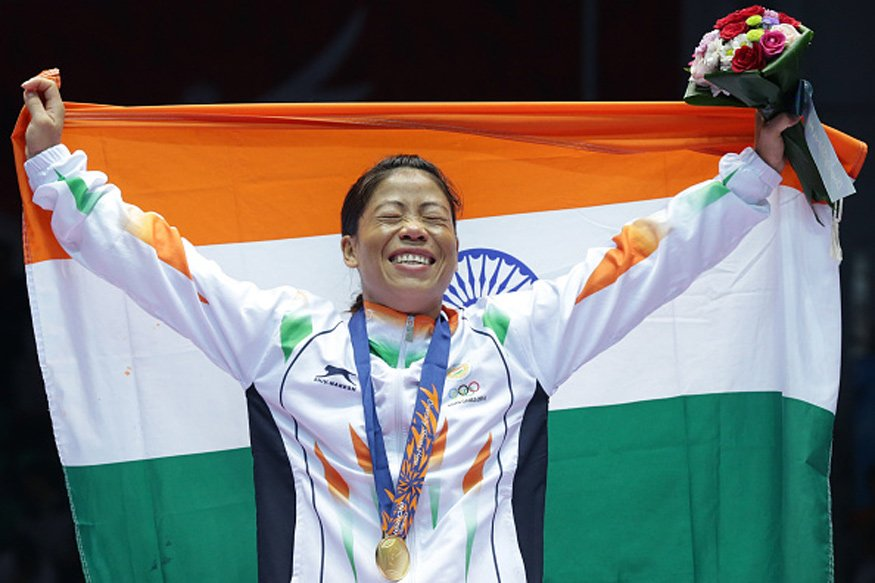 Mary Kom Wins The Women S 45 48kg Semifinals
