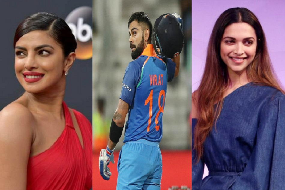 Priyanka Chopra congratulates Virat and Deepika for appearance on TIMEs 100 list.