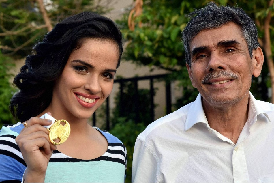 Cwg 2018 Saina Nehwal Father Name Was Cut From Team Official Category Of Cwg