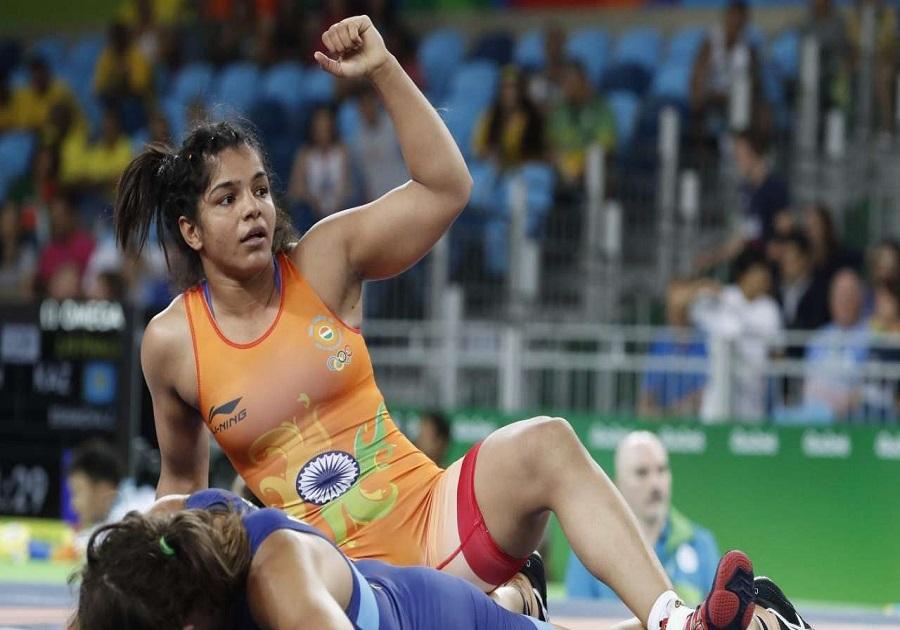 Wrestler Sakshi Malik Claims Bronze Women S Freestyle 62kg Nordic