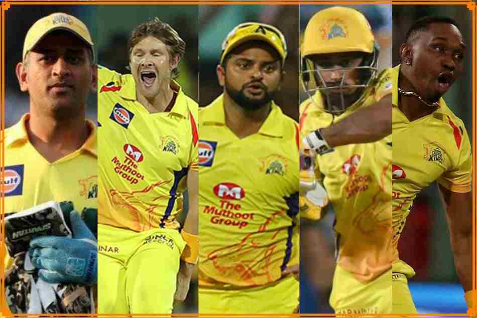 Csk Won The Series Ipl 11 5 Player Makes This Possible