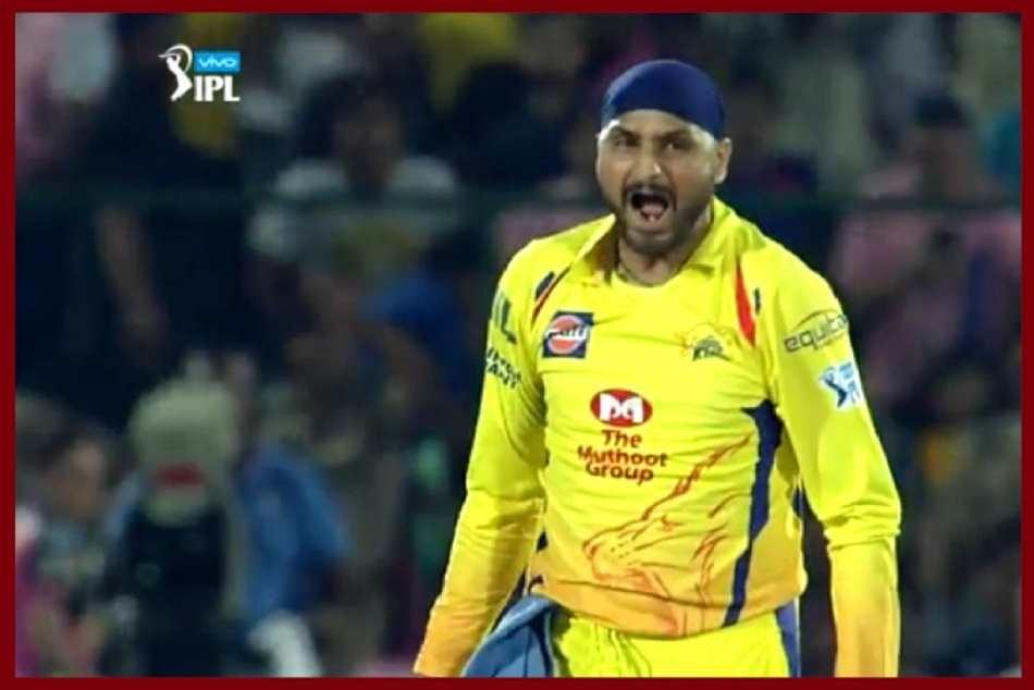 Harbhajan singh took a perfect revenge during match