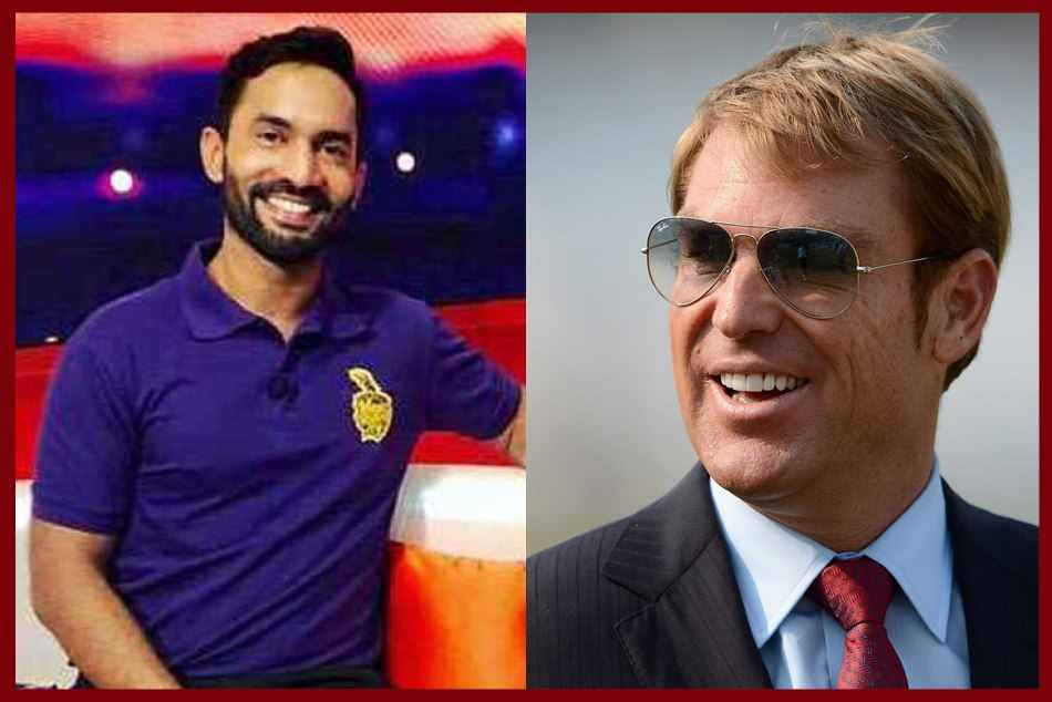 Shane Warne Tweeted Shocking Comment During The Match