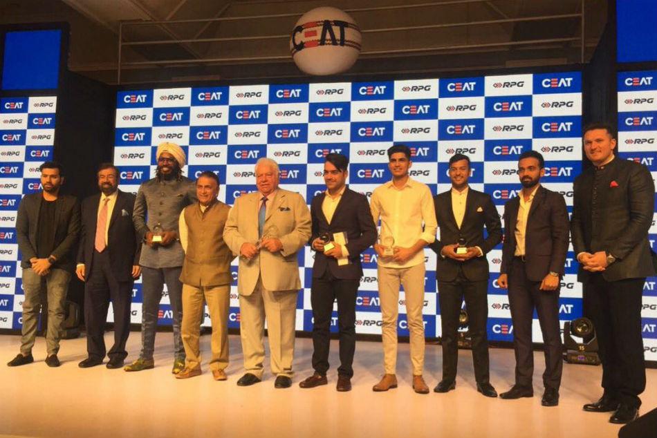 Ceat Awards Virat Kohli Harmanpreet Kaur Get Top Honours Dhawan Boult Also Among Winners