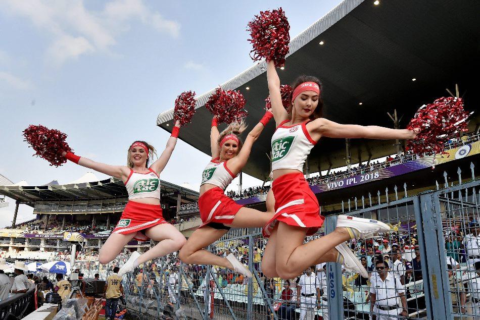 Bcci Anti Corruption Unit Warns Delhi Daredevils Team Inviting Cheerleaders