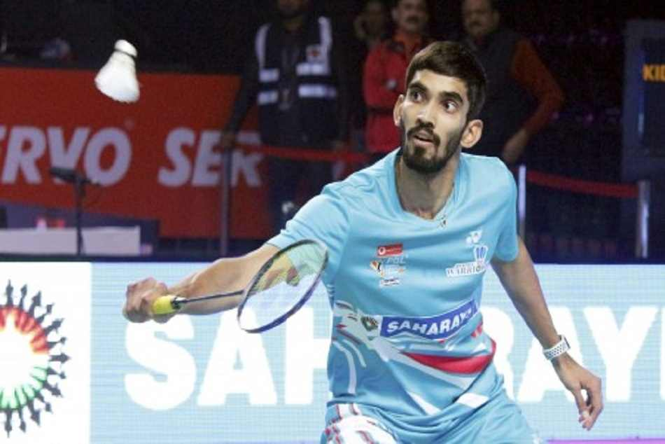 Kidambi srikanth appointed a deputy collector