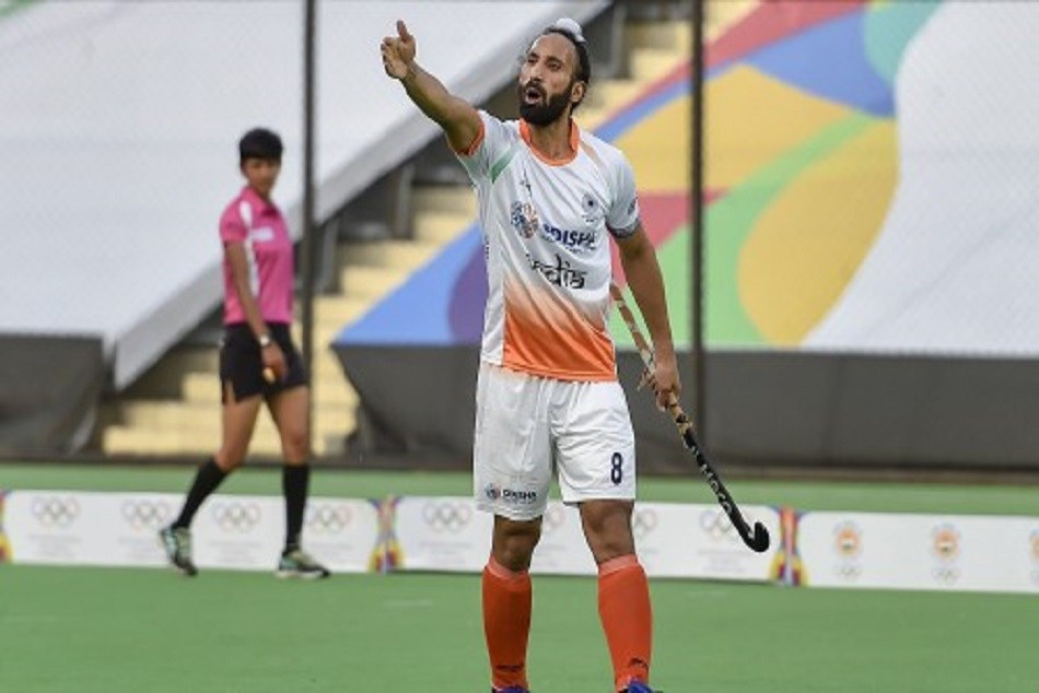 Indian Hockey Team Announced Champions Trophy