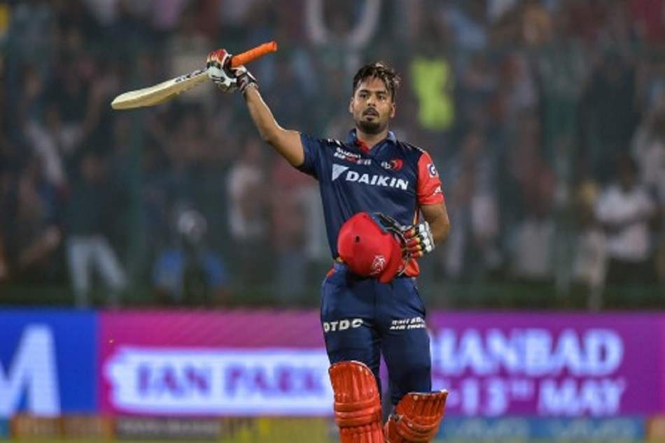 Risahabh pant is a first indian who makes century in ipl 2018