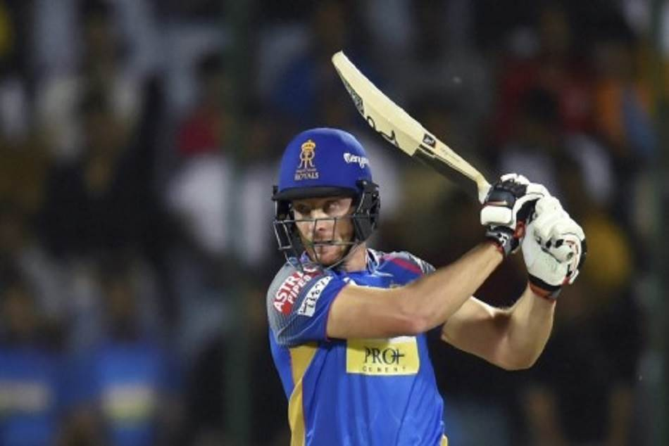 Buttler makes 28 runs in shivam mavi over