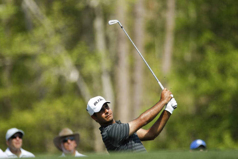 Shubhankar Sharma Continues His March Qualifies The Us Open