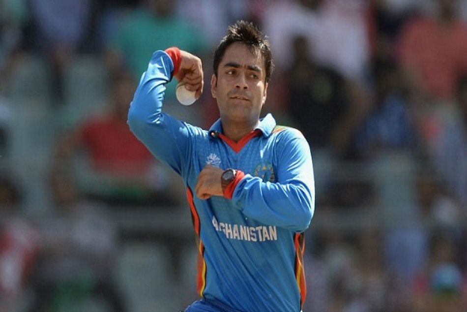 Rashid Khan Took 4 Wickets Against Bangladesh