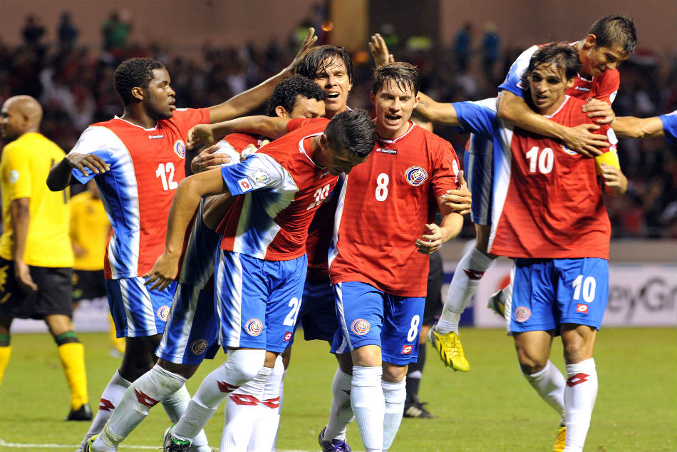 Can ageing Costa Rica repeat Brazil 2014 run?