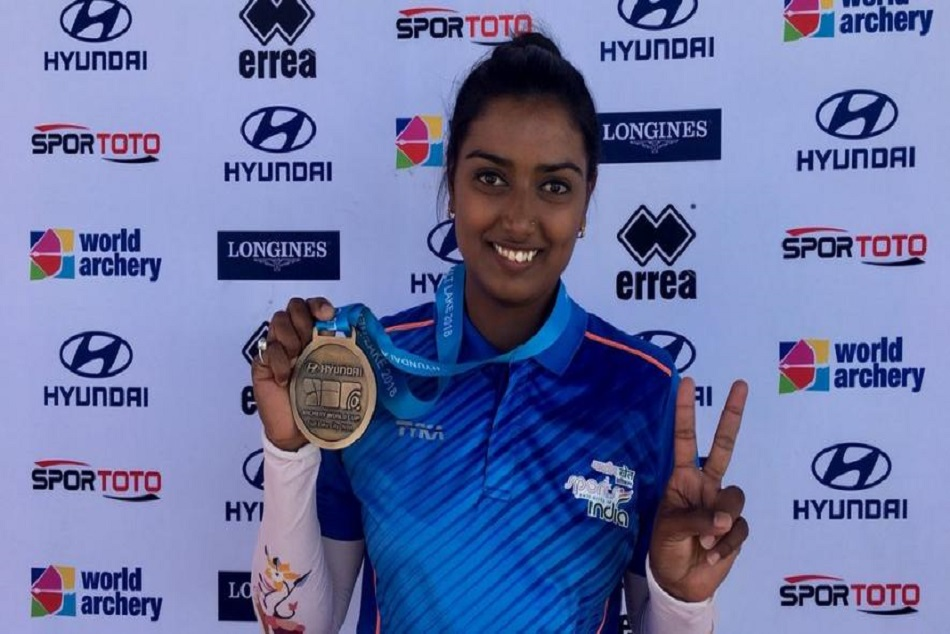 Deepika Kumari Makes History Won Gold Medal