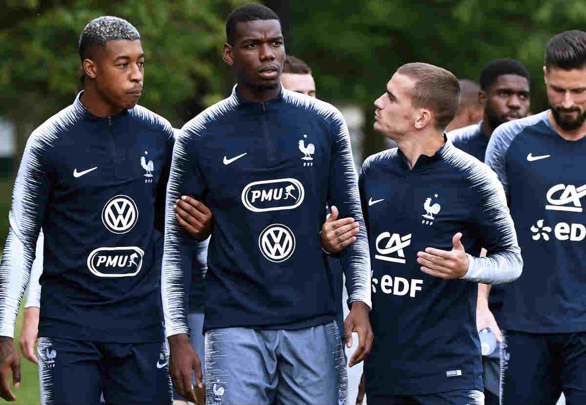 France have talent and depth to go all the way