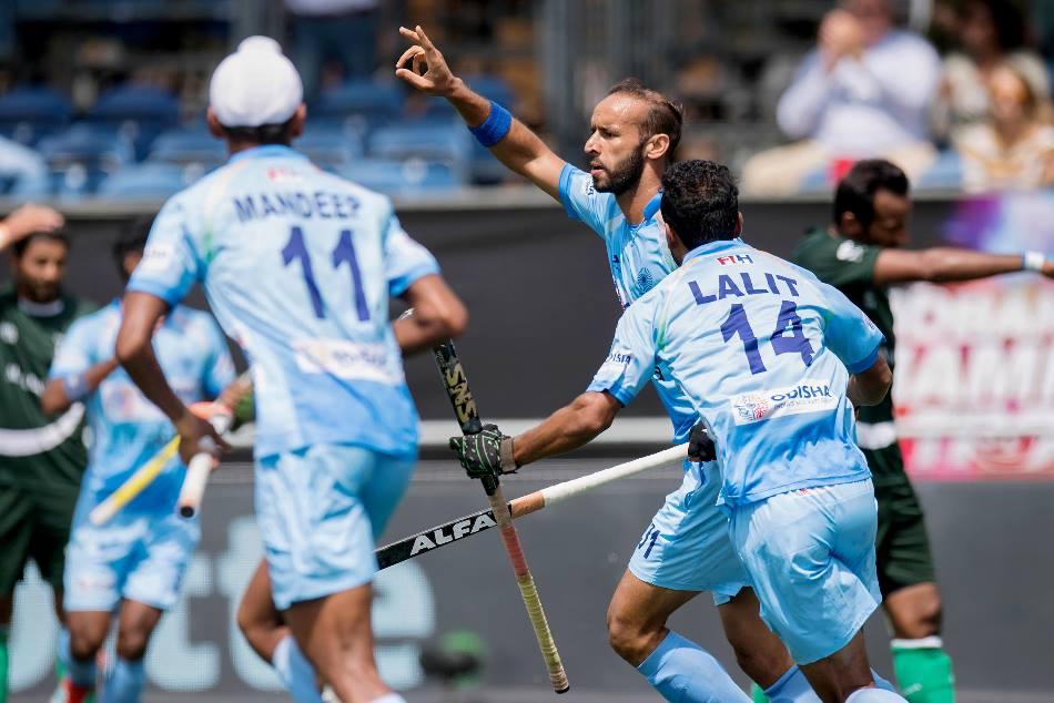 Hockey Champions Trophy 2018 India Beats Argentina 2