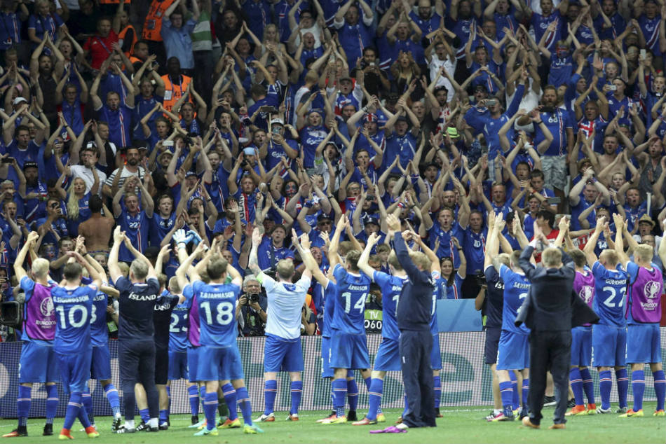 Can giant-killers Iceland emulate Euro success?