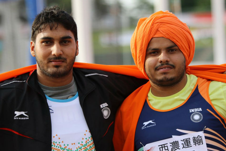 Indias Ashish wins hammer throw gold in Asian junior meet