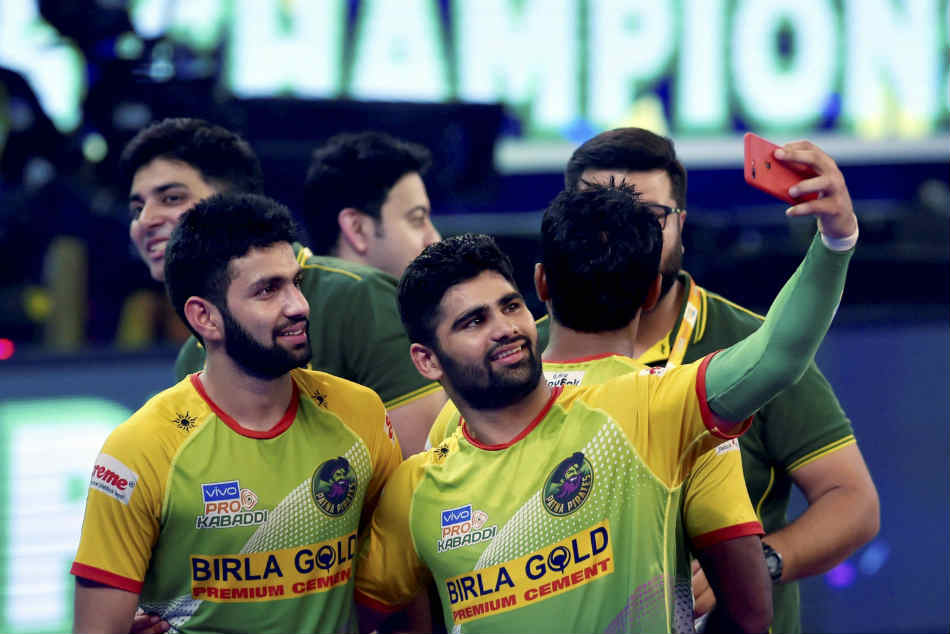 Pkl 2018 Completed Squads Players List 12 Teams