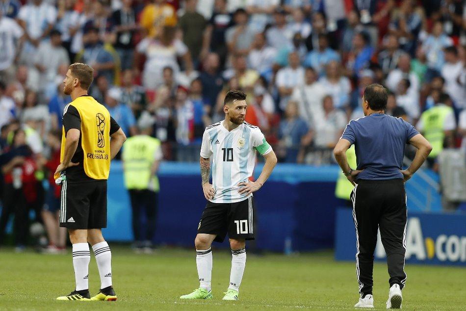 Fifa World Cup 2018 France Vs Argentina Highlights