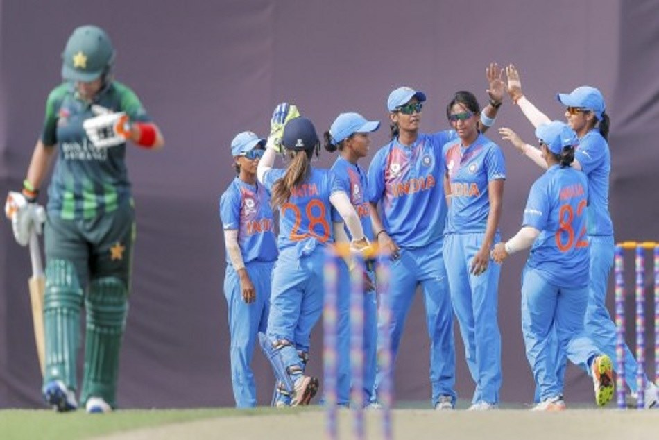 india defeated pakistan in women asian cup