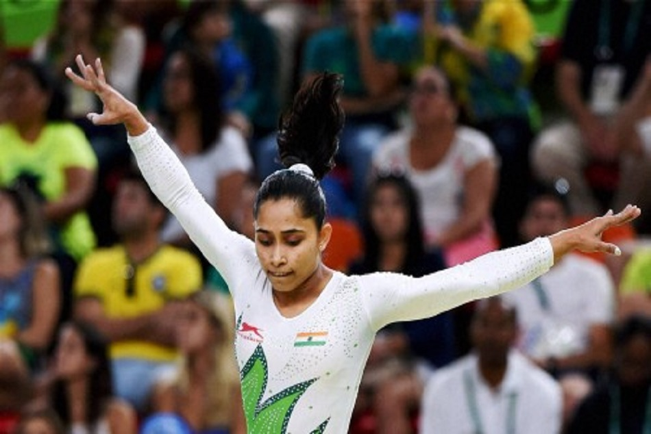 dipa karmakar won gold in gymnastic