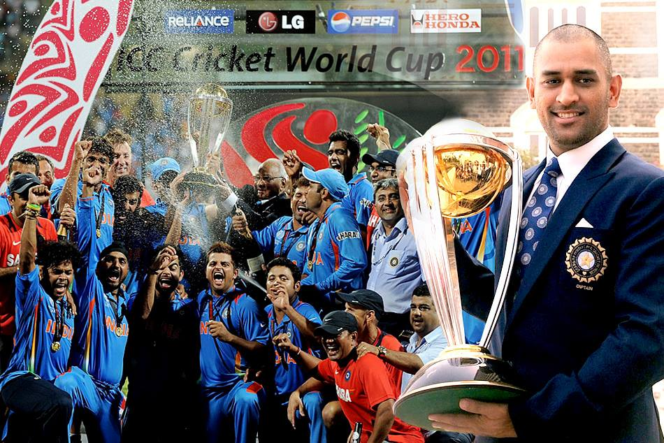 Happy Birthday Ms Dhoni When One Direct Message From Sachin Won 2011 World Cup For Team India