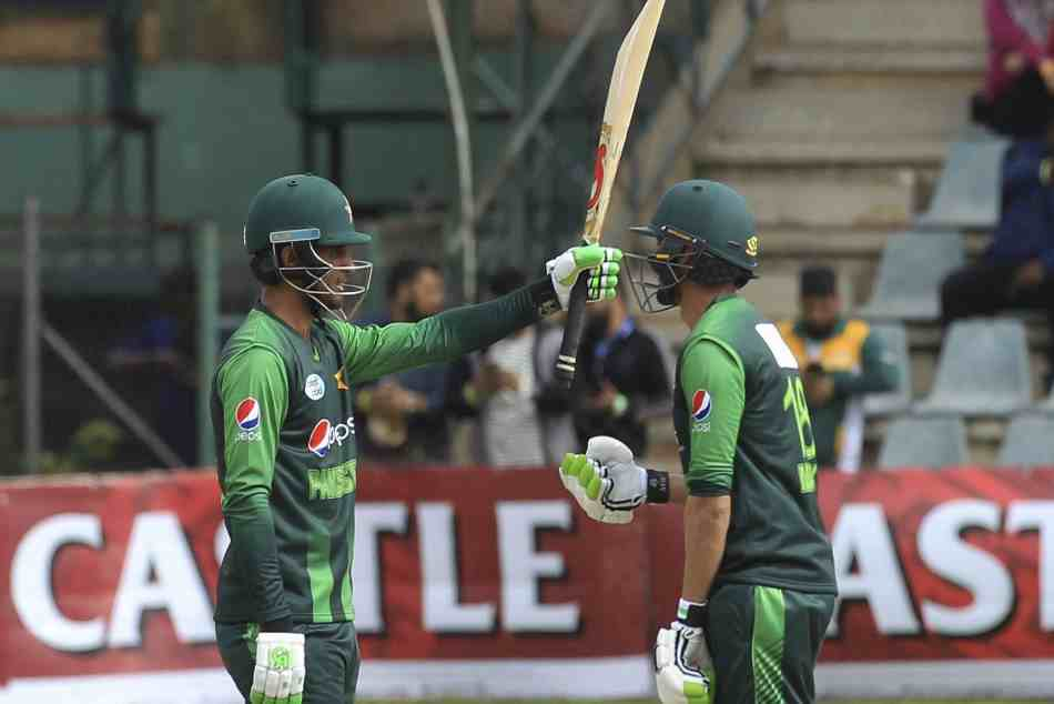 Pakistan Vs Zimbabwe Many Records Break In Fakhar Zaman S Havoc In 4 Th Odi