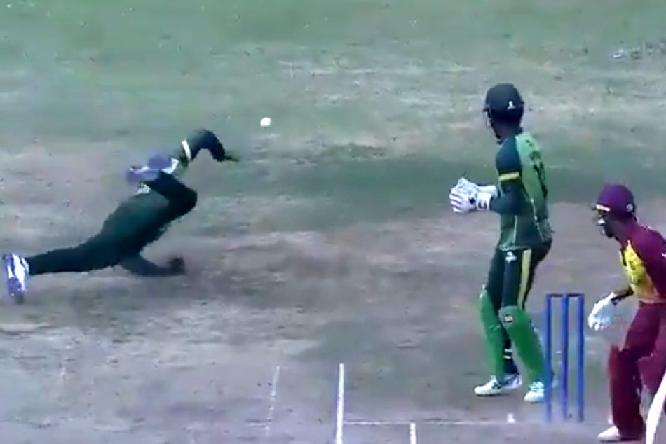 A Wonderful Catch Taken Chris Gayle Watch