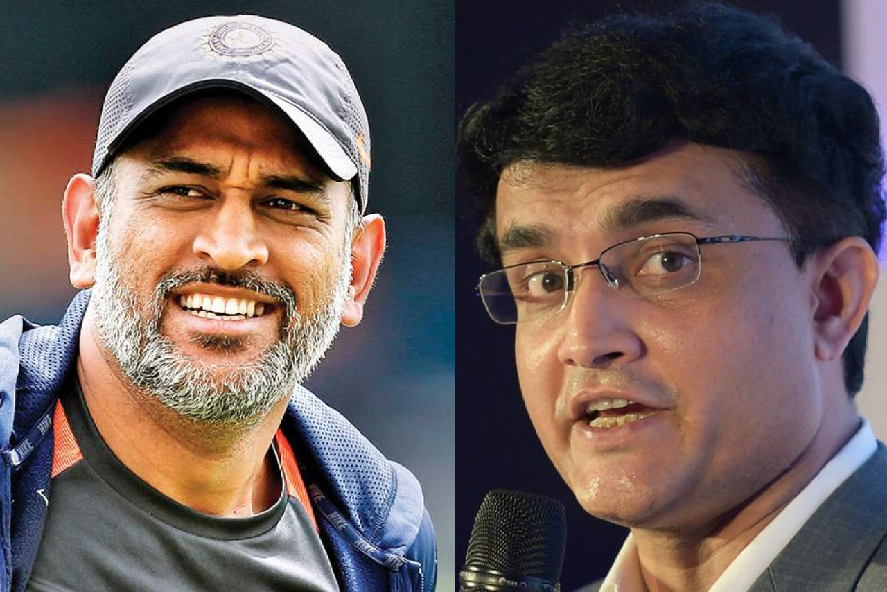 sourav ganguly slams ms dhoni for his performance and retirement