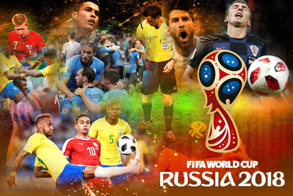 Fifa World Cup Quarterfinal Full Schedule Player Watch