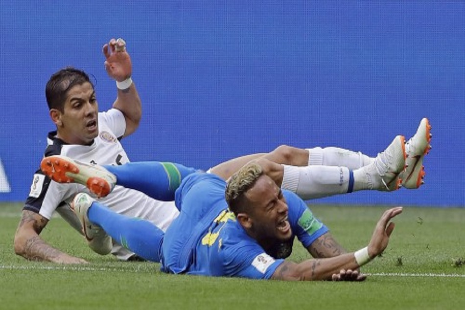 Neymar Admits His Over Reaction During Match Fifa World Cup