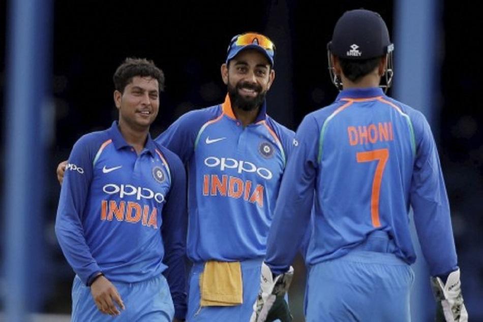 Icc Odi Ranking Kuldeep Yadav Virat Kohli Increased Prforman