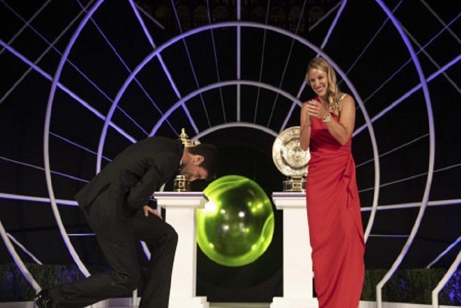 Novak Djokovic Dancing Video Viral After Won Wimbledon