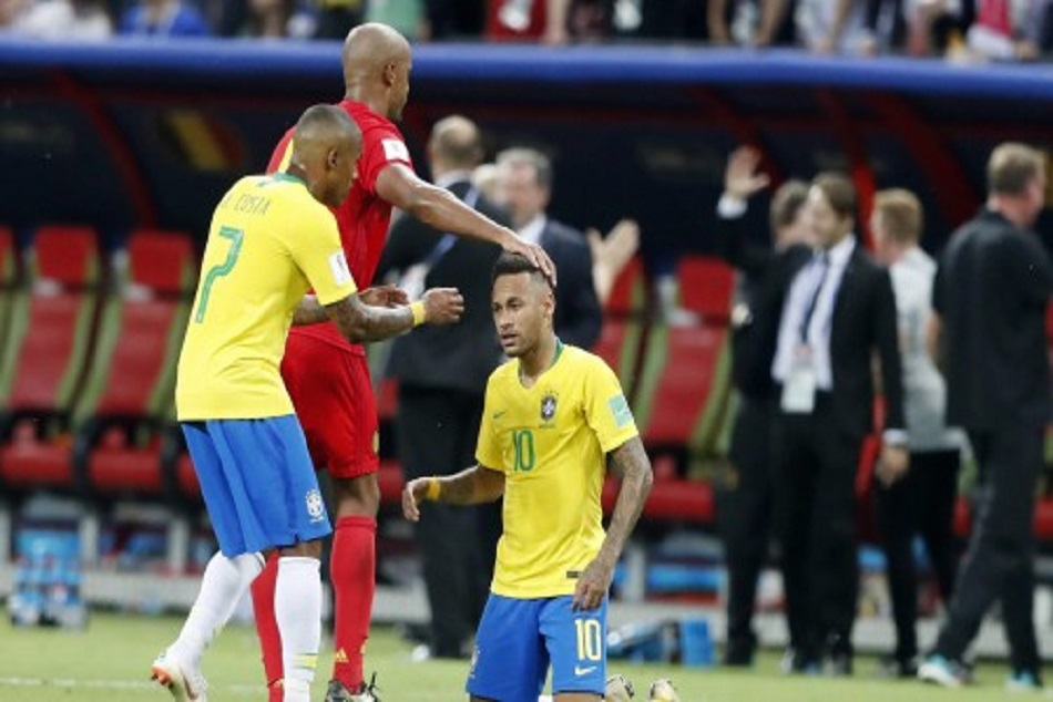 Neymar said something emotional about brazil defeat
