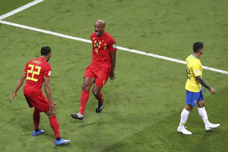 Brazil vs Belgium: बेल्जियम ने रचा इतिहास, 5 बार की वर्ल्ड चैंपियन ब्राजील को हराकर किया बाहर