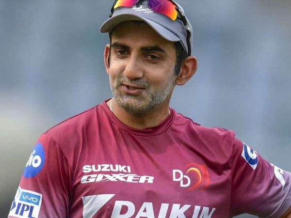 Gautam Gambhir Will Take All Key Cricketing Decisions Ddca