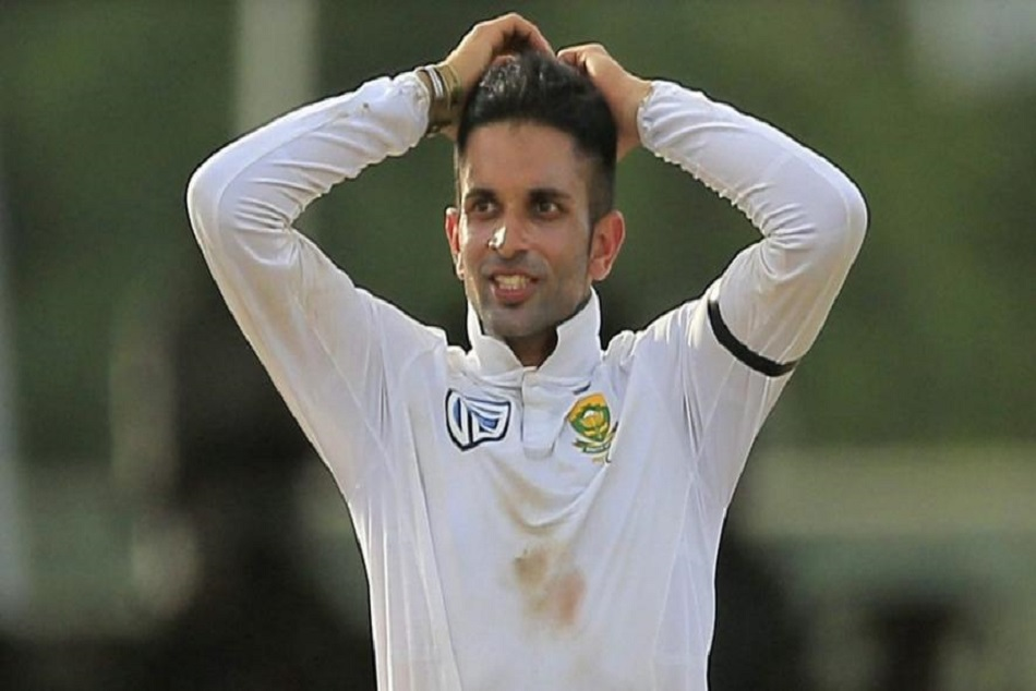 Keshav Maharaj Took 9 Wickets Test Makes Record