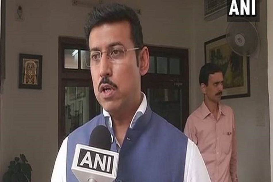 sports authority of india will be renmaed said rs rathore